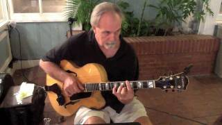 Clip Of Gary Larson Playing Live In Lahaina Maui Hawaii