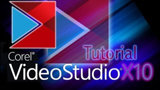 VideoStudio Pro X10 - Tutorial for Beginners [+General Overview]* | Kholo.pk