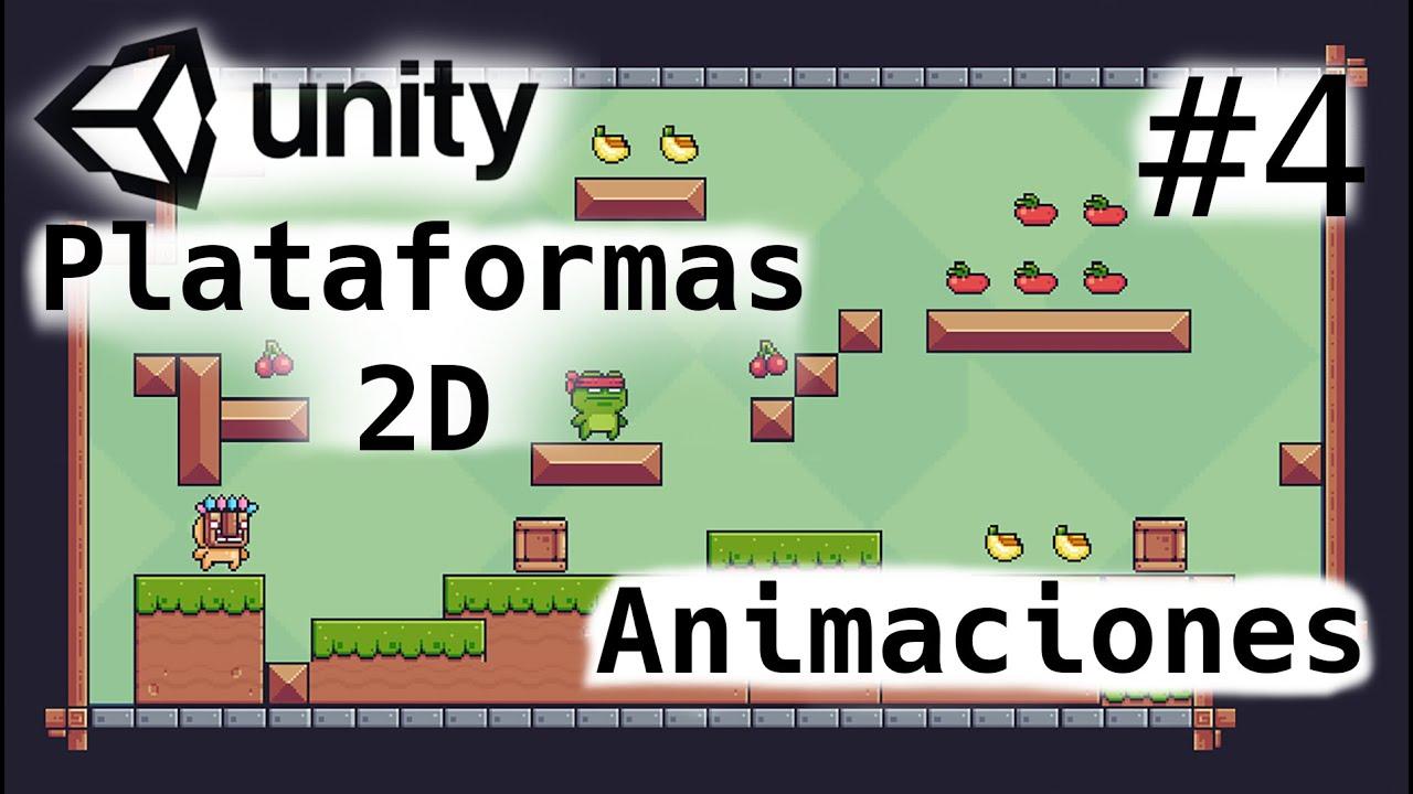 Juego de plataformas 2D/Animaciones 2D/ Unity tutorial 2020/4-Capitulo/Programacion videojuegos