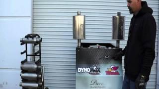 DynoMax Mobile Sound Cart