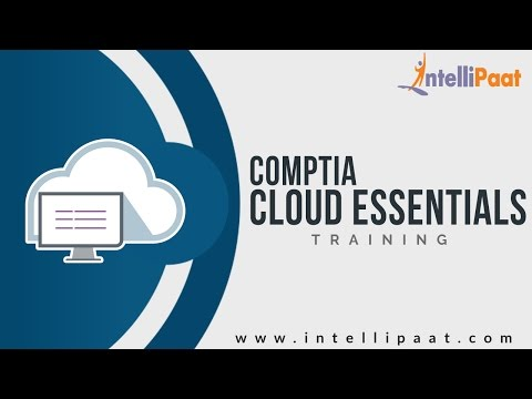 What is Comptia Cloud Essentials | Comptia Tutorial for Beginners ...