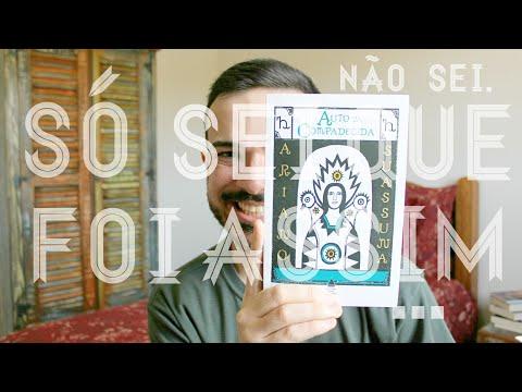 Auto da Compadecida, de Ariano Suassuna   Diário de Leitura