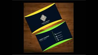 How to make business cards using android phone most popular videos pics art tutorials how to make business card design full hd reheart Gallery