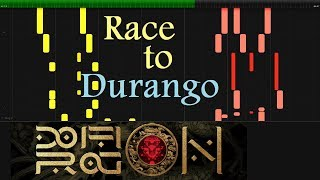 Two Steps From Hell - Race to Durango (Piano Arrangement)
