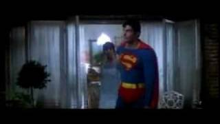 The ORIGINAL & BEST Five For Fighting Christopher Reeve Superman tribute video (It's Not Easy)