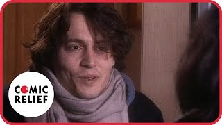 The Vicar Of Dibley With Johnny Depp | Comic Relief