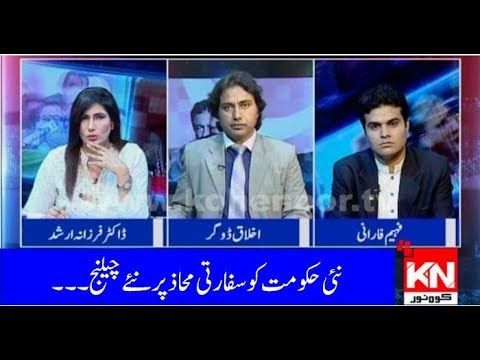Hotline 04-08-2018 | Kohenoor News Pakistan