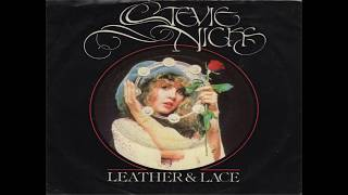 Stevie Nicks with Don Henley - Leather And Lace (1981 LP Version) HQ