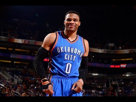 Russell Westbrook's Top 10 Plays of the 2016-2017 NBA Season