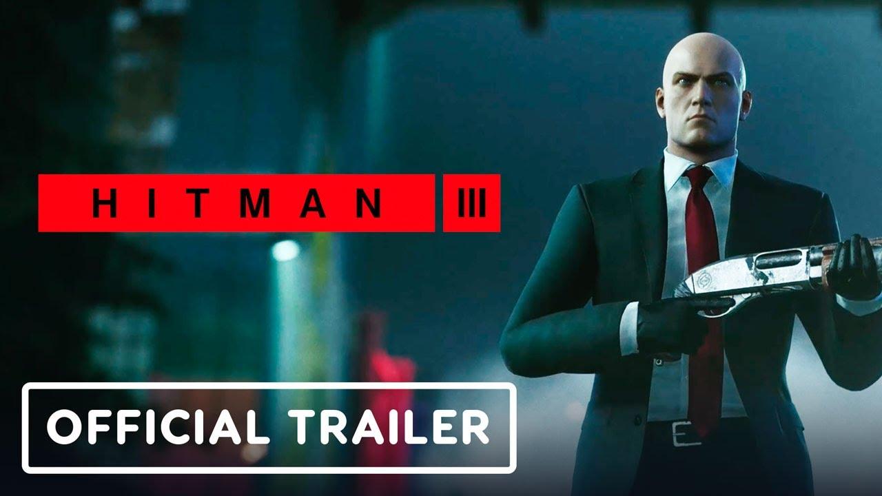 Релизный трейлер игры Hitman 3