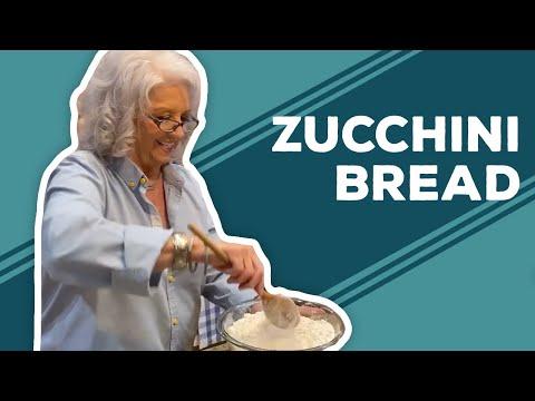 Quarantine Cooking: Zucchini Bread Recipe