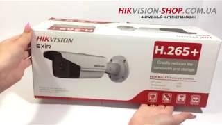 Hikvision DS-2CD2T35FWD-I8 - обзор комплектации IP камеры