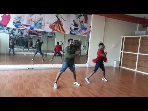 choreography ( cheez badi hy mast )