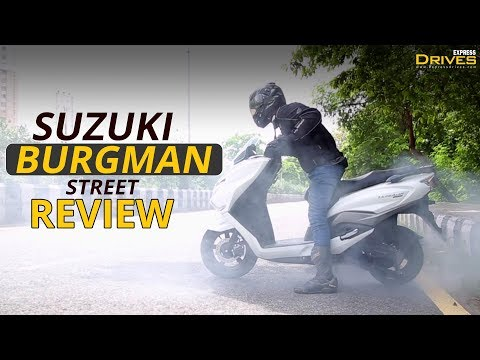 Suzuki Burgman Street Review | Bold, bigger but worth the extra buck?