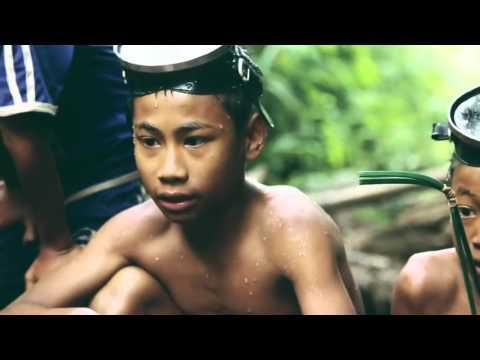 คนเบิกทาง  เรียนรู้วิถีชีวิต ประเพณีดั้งเดิม  ชนเผ่าแลนแตน  ประเทศลาว 10 พ ย  57