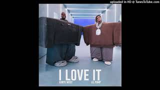 Kanye West & Lil Pump   I Love It (Official Instrumental)