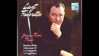 Jerome Rose Plays Liszt - Mephisto Waltz, Liebestraum No. 3, La Campanella and More
