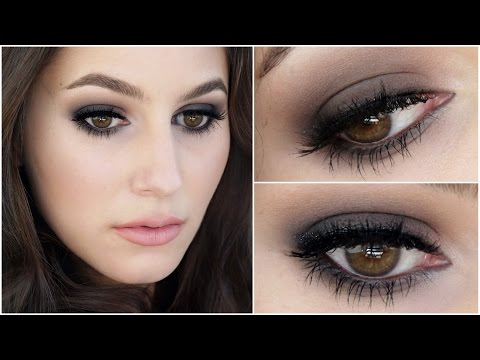 What Eye Makeup To Wear With Black And White Dress | Beste Makeup