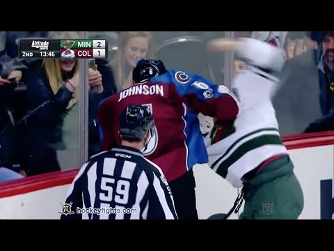Erik Johnson vs. Ryan White