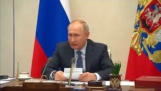 Срочно! Путин предупредил лидеров G20 о ЖЕСТКИХ последствиях карантина
