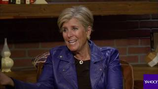 Suze Orman to average investor: Don't sell during downturns