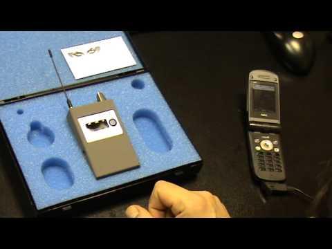 Rilevatore UMTS G3, Microspie GSM, Cellulari GSM900, GSM1800, Microcamere UMTS