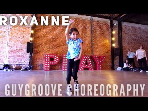 """Roxanne""  @ArizonaZervas | @GuyGroove Choreography"