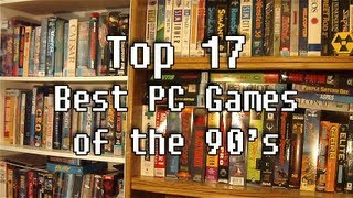 LGR - Top 17 Best PC Games of the 90
