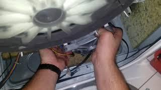 Waschmaschine Gorenje Motor dreht nicht und Wasser bleibt kalt Reparatur Lösung repair