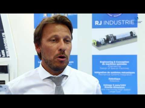 French Aerospace suppliers - Salon du bourget 2017 - RJ INDUSTRIE