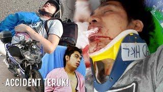 RED ZONE: Allahu! Syedot Accident, Hilang Ingatan | JAHIT LIDAH, BIBIR & DAGU