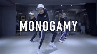 亨利 Henry Lyrical Choreography @ Christopher   Monogamy  Henry Choeography