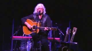"""1913 Massacre""... Arlo Guthrie at Newton Theatre 2013"