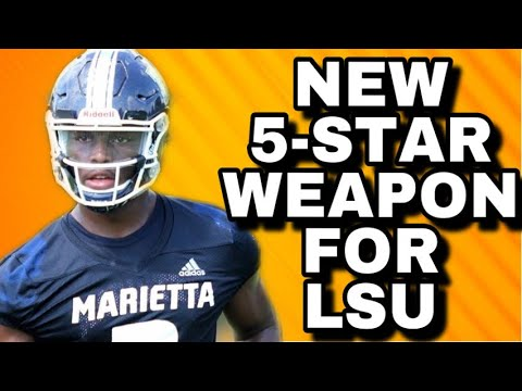 Download 5-STAR ARIK GILBERT COMMITS TO LSU Mp4 HD Video and MP3