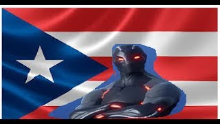the best fortnite player in Puerto Rico