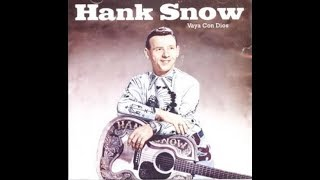 1905 Hank Snow - The Golden Rocket