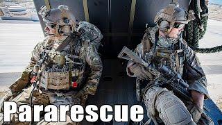 USAF Pararescue Training   Pararescuemen PJ   Air Force Special Force