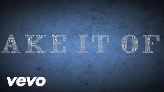 Joe Nichols - Take It Off (Lyric Video)