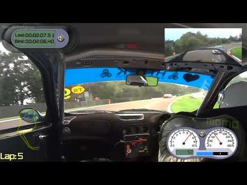 Oulton Park 2021 – Race 2 – Richard Ford