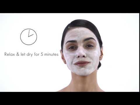 Otbeliwajuschtschije der Gesichtscreme achromin der Bestand