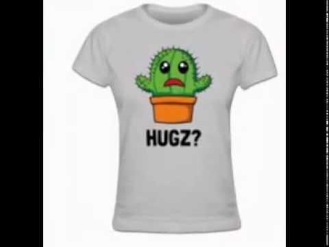Lustige Sprüche und niedliche Motive - Design your Shirt