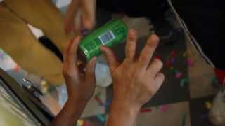preview picture of video 'Go&Fun Green Energy Drink @ Rimini Wellness 2013'