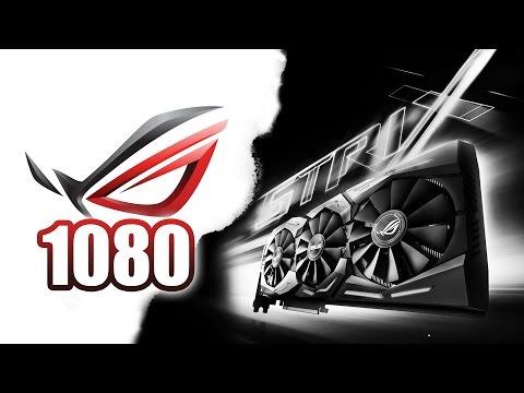 ASUS RoG GTX 1080 - Vergleich bei Witcher 3 in Ultra 4K mit 980Ti