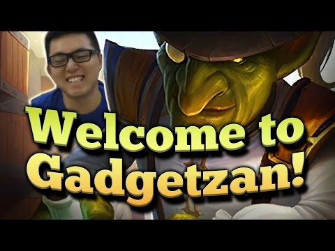 【Amaz】Welcome to Gadgetzan!