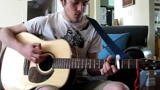 Grapevine Fires - Death Cab For Cutie Cover