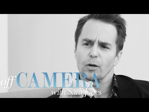 Sam Rockwell Explains Why Acting is a Lot Like Jedi Training