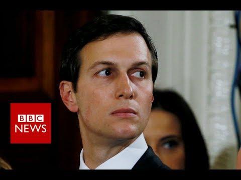 Trump son-in-law denies Russia collusion – BBC News
