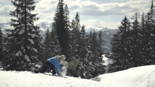 preview picture of video 'Bad Reichenhall Durchatmen im Winter'