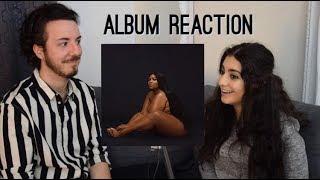 Lizzo   Cuz I Love You ALBUM REACTION