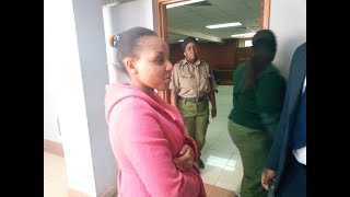 BREAKING NEWS: Miss Langata Prisons, Ruth Kamande sentenced to death